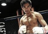 """Eddie Peng in """"Unbeatable"""""""