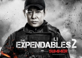 "Jet Li in ""The Expendables 2"""