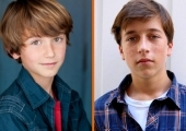 Skyler Gisondo and Steele Stebbins