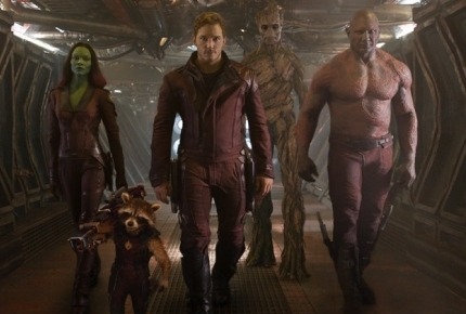 James Gunn Confirmed for 'Guardians of the Galaxy' Sequel