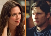 Rebecca Hall and Eric Bana