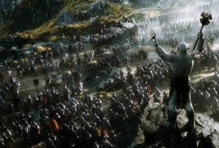 "EOB Weekend Box Office Podcast: 12/29/2014 - ""The Hobbit: The Battle of Five Armies"" Wins Another Battle"
