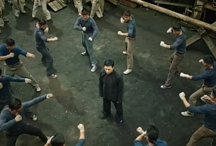 "Donnie Yen Fights Eleven in ""Ip Man 3"""
