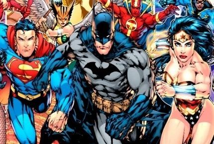 What's Popping: WB's Massive DC Plans, 'Captain America 3,' 'Ghost in the Shell,' 'Underworld,' 'Pacific Rim 2'