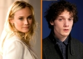 Diane Kruger and Anton Yelchin