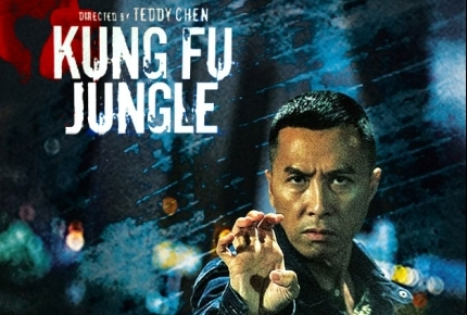 "Donnie Yen in ""Kung Fu Jungle"""