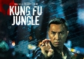 "Donnie Yen in ""Kung Fu Jungle"""
