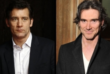 Clive Owen and Billy Crudup