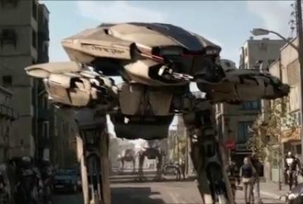"ED-209 ""Robocop"""