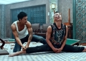 "Donnie Yen vs. Ken Lo in ""Special ID"""