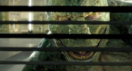 The Lizard from &quot;The Amazing Spider-Man&quot;