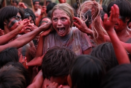 'The Green Inferno' Teaser: 'Hostel' in Peru