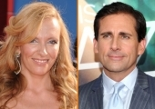 Toni Collette and Steve Carell