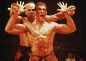 """Jean Claude Van Damme in """"Kickboxer"""""""